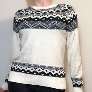 eight eight eight warm cozy knit sweater